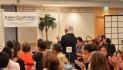Ron Komine Sr. gives Herbert Paleka Jr. a standing ovation